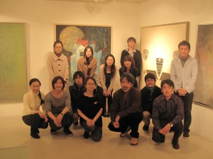 羅針盤ー画心展2009